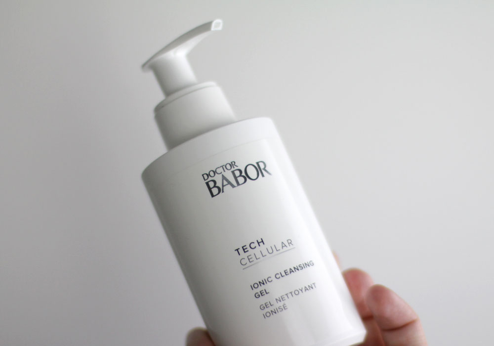DOCTOR BABOR TECH CELLULAR Ionic Cleansing Gel
