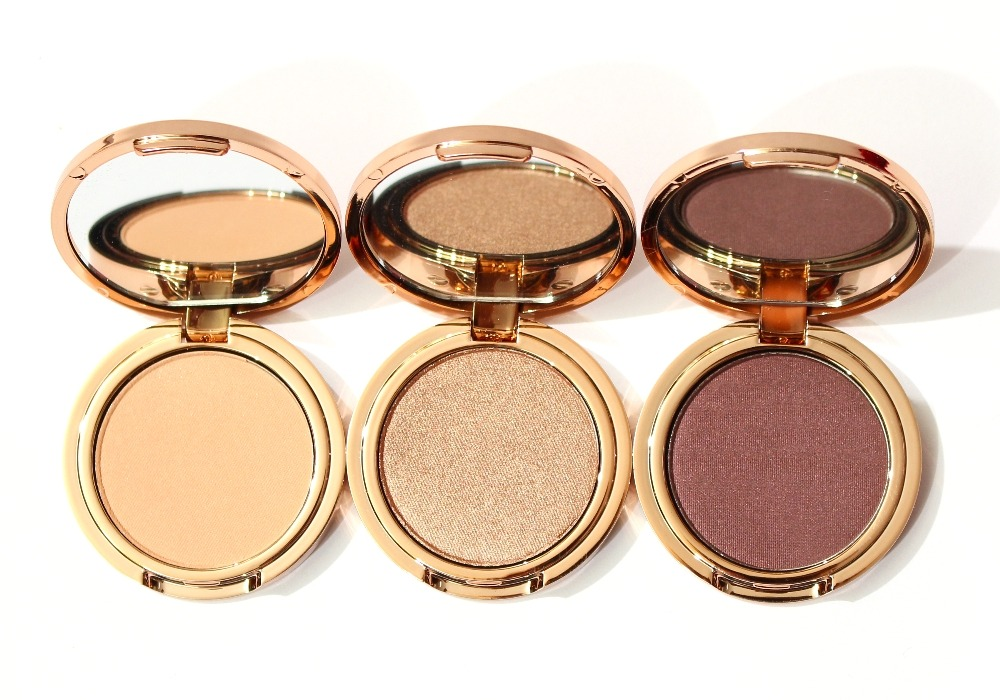 NUDE BY NATURE Natural Illusion Pressed Eyeshadows