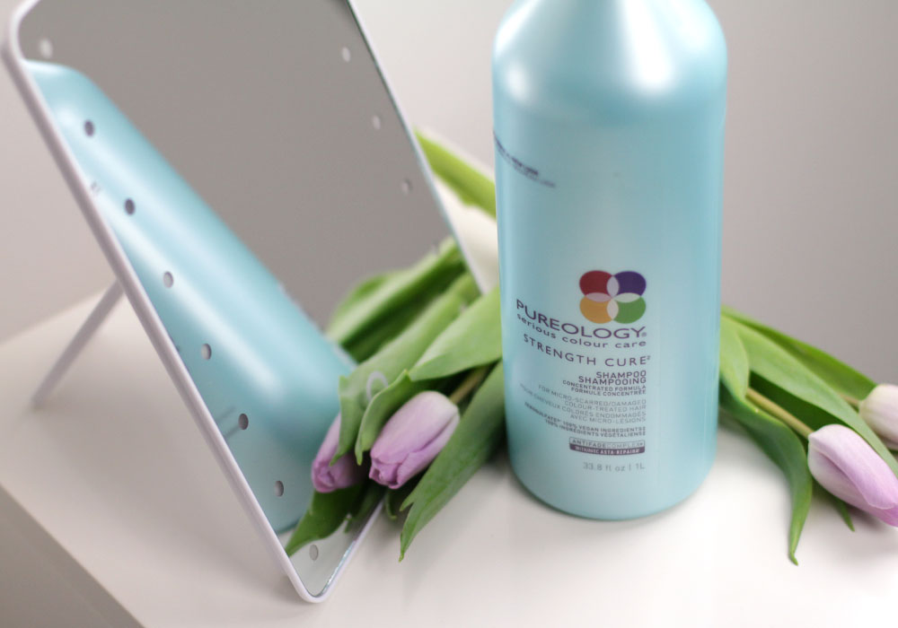 PUREOLOGY BY L'ORÉAL PROFESSIONELLE PRODUKTE Strength Cure Shampoo