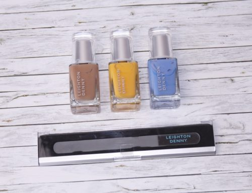 Swatches: LEIGHTON DENNY Sunrise & Sunset Collection