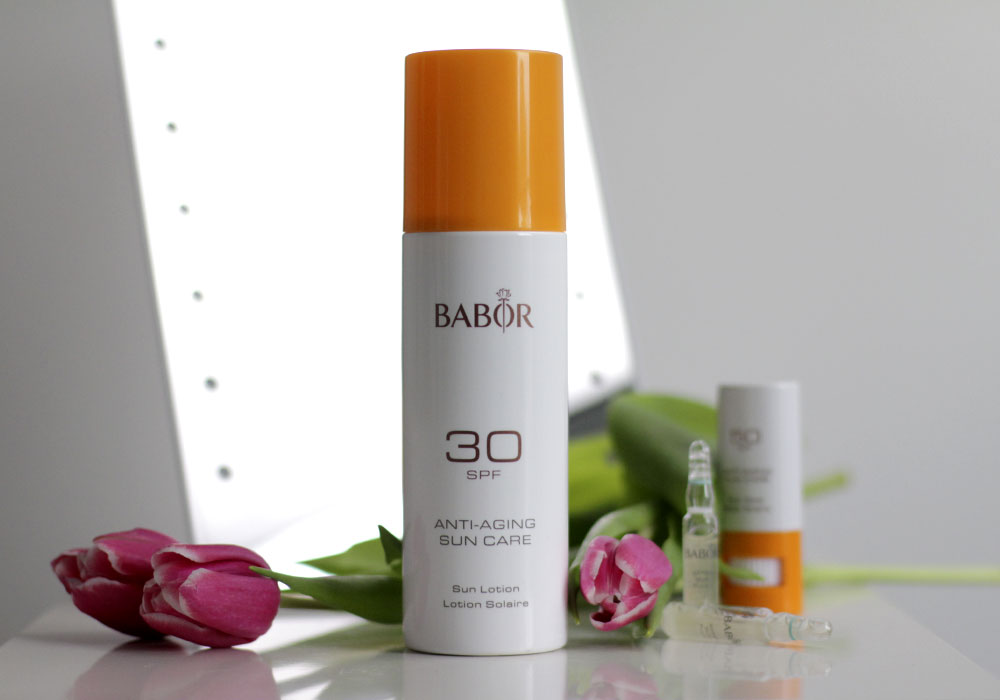BABOR ANTI-AGING SUN CARE High Protection Sun Lotion SPF 30