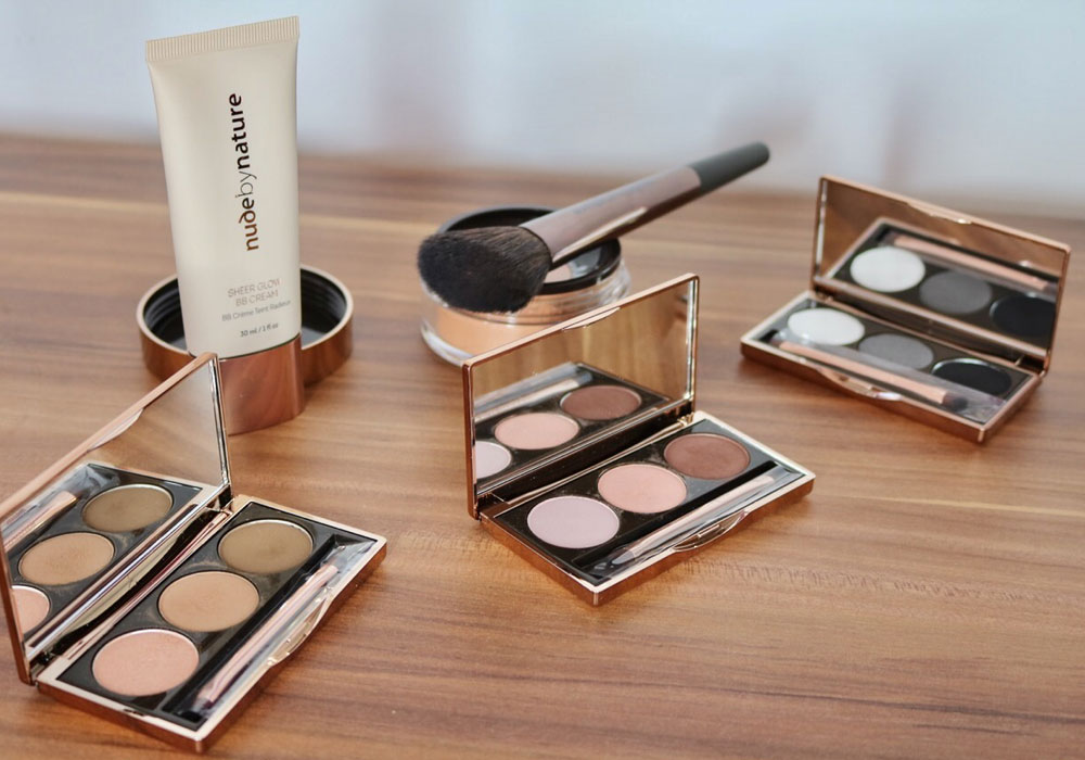 NUDE BY NATURE Natural Illusion Eyeshadows