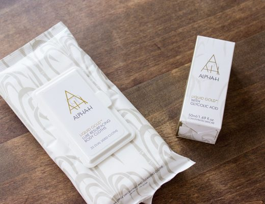 ALPHA-H Liquid Gold Lotion & Resurfacing Body Cloths