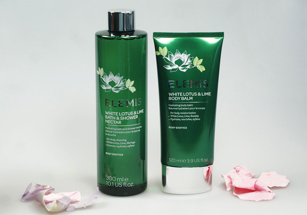 ELEMIS White Lotus & Lime