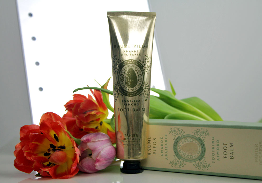 PANIER DES SENS Soothing Almond Foot Balm