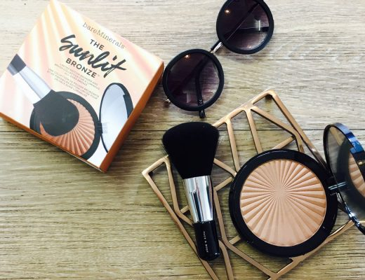 bareMinerals The Sunlit Bronze