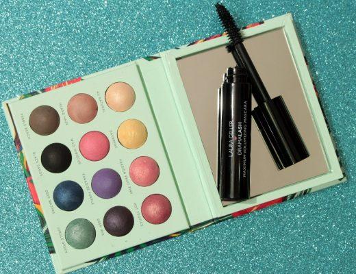 LAURA GELLER Island Escape Eye Shadow Palette & DramaLash Mascara