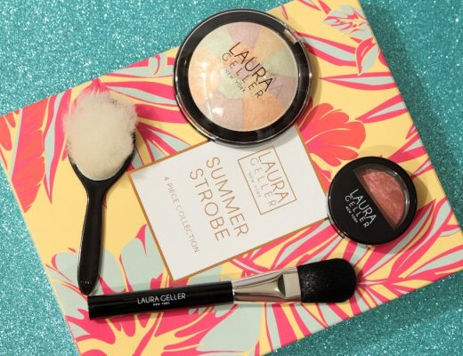 LAURA GELLER Summer Strobe Collection