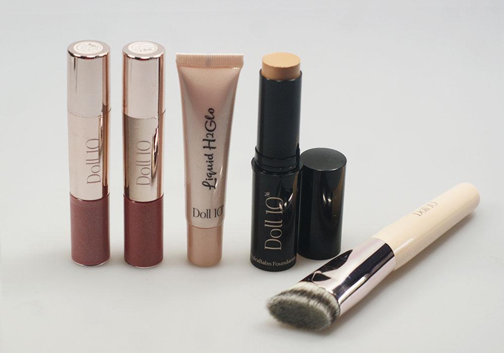 DOLL N0. 10 Make-up