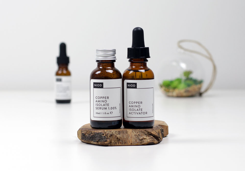 NIOD Copper Amino Isolate Serum & Activator