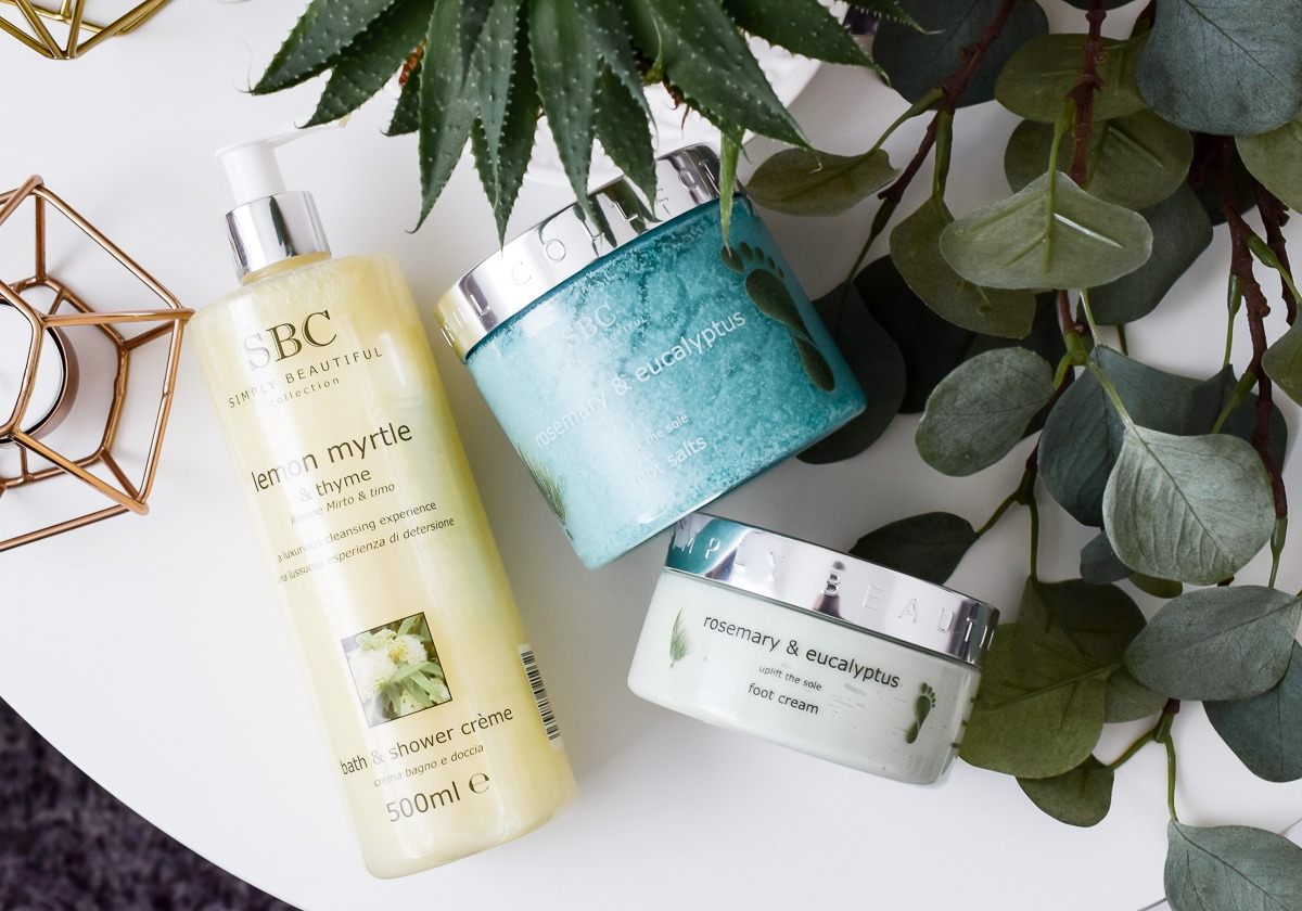 SBC Lemon Myrtle & Thyme Rosemary & Eucalyptus