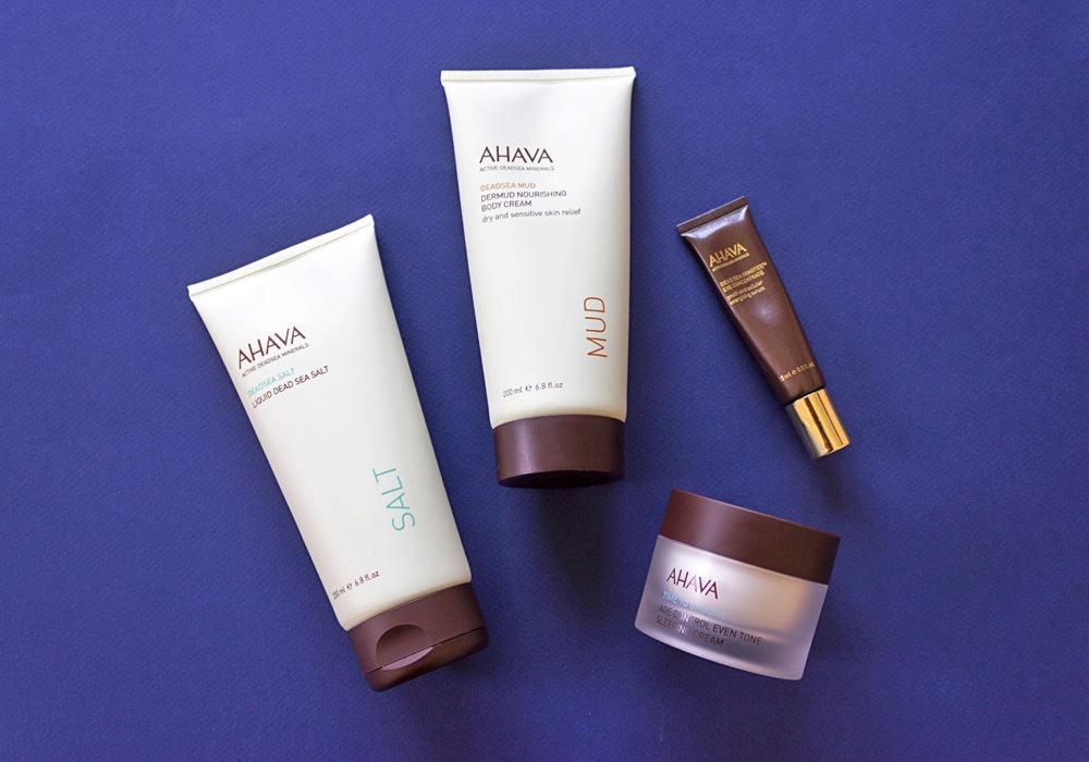 AHAVA Dead Sea Skincare
