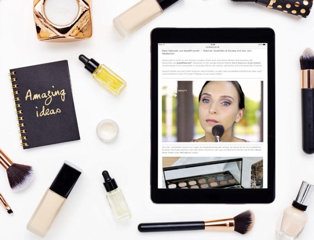 """Frag Lynne: """"Die 10 gefragtesten Beauty-Themen 2017"""""""