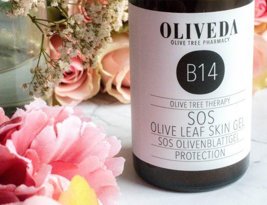 OLIVEDA B14 SOS Olivenblattgel