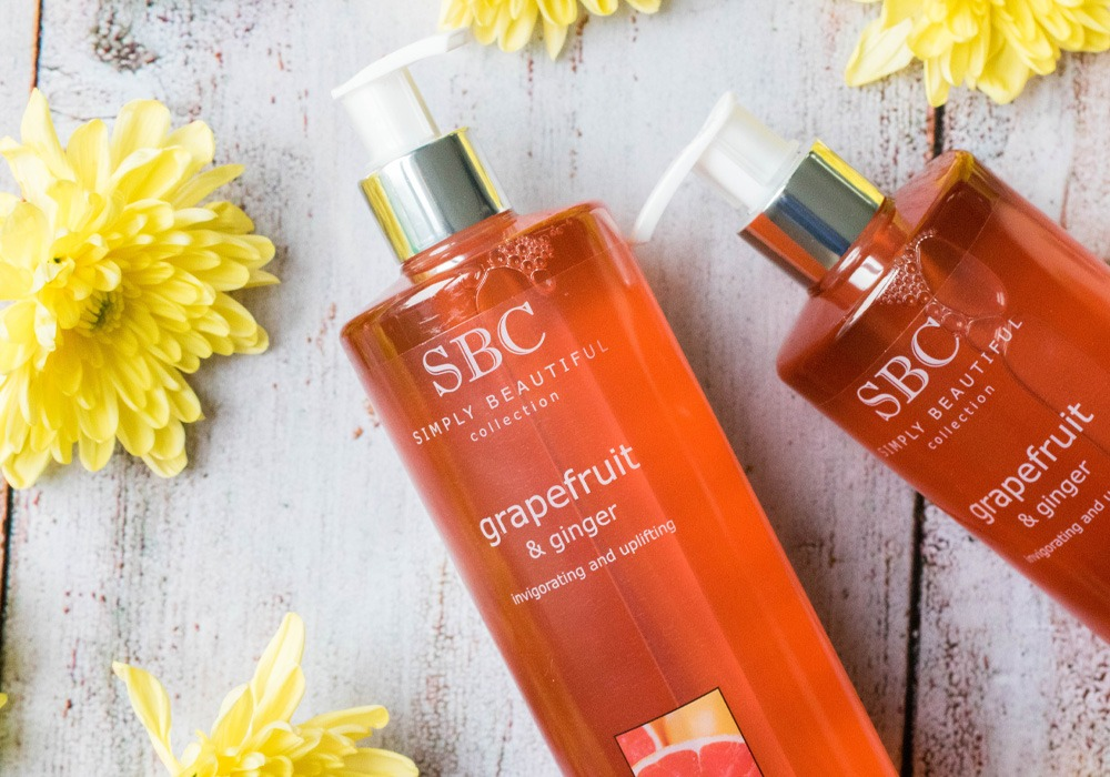 SBC Grapefruit & Ginger Hand Wash