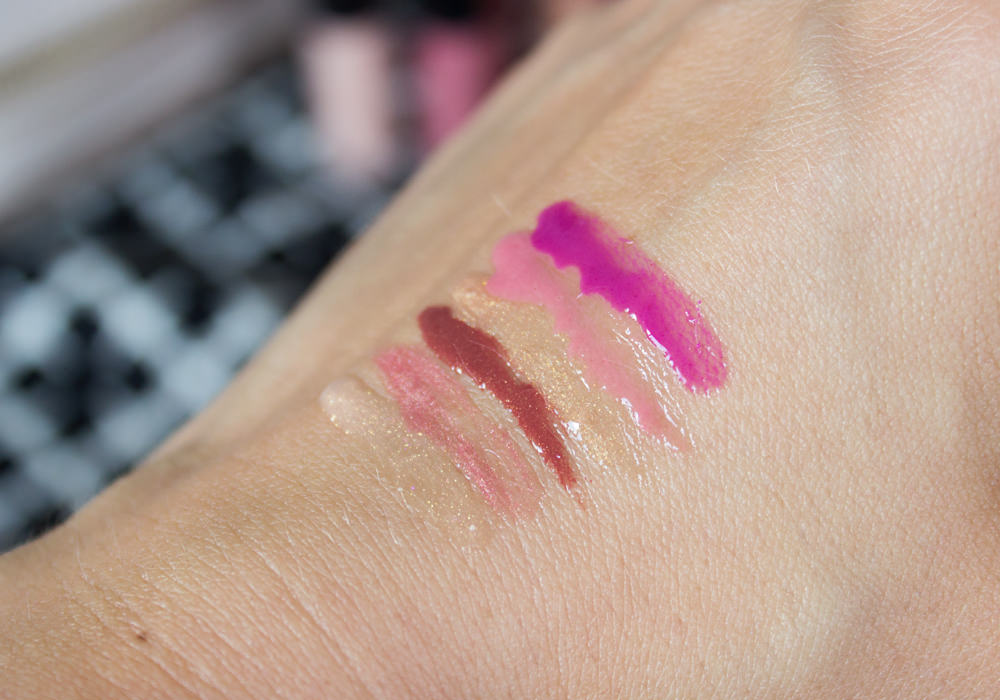 bareMinerals® Moxie Plumping Lip Collection
