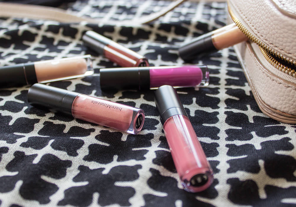 bareMinerals Moxie Plumping Lip Collection