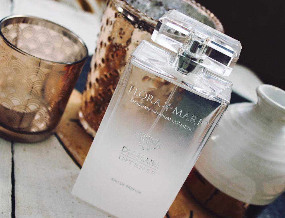 Entdecke die Welt der Düfte – mit FLORA MARE Diamare Intense Eau de Parfum