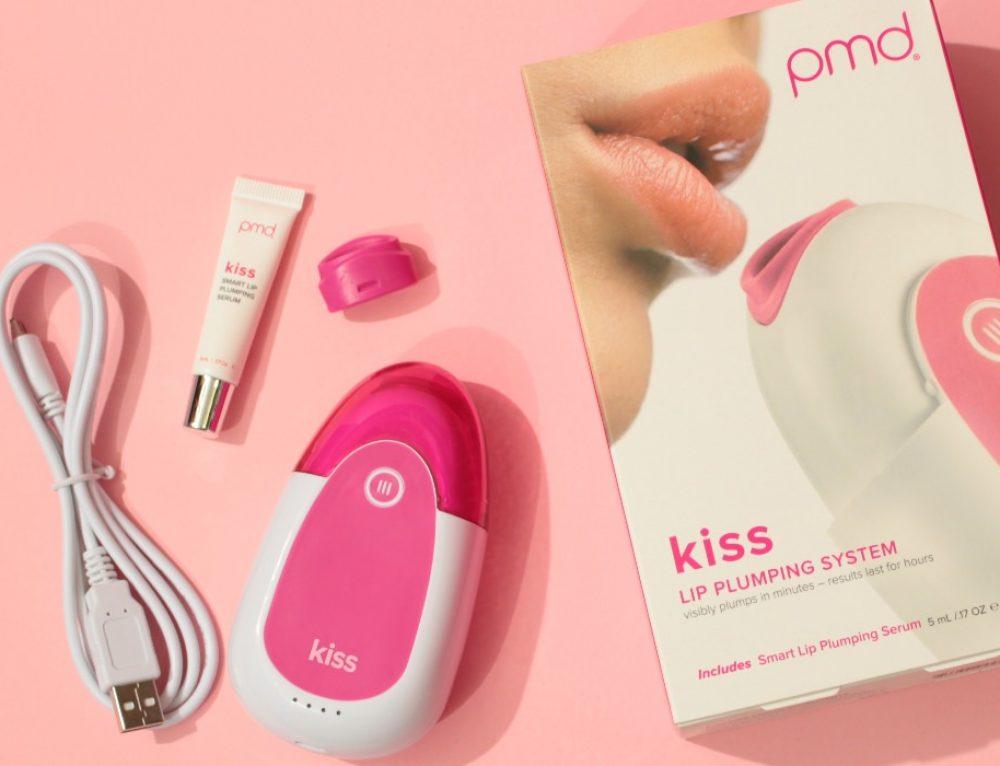 Vollere Lippen mit Soforteffekt – PMD Kiss Lip Plumping System im Test