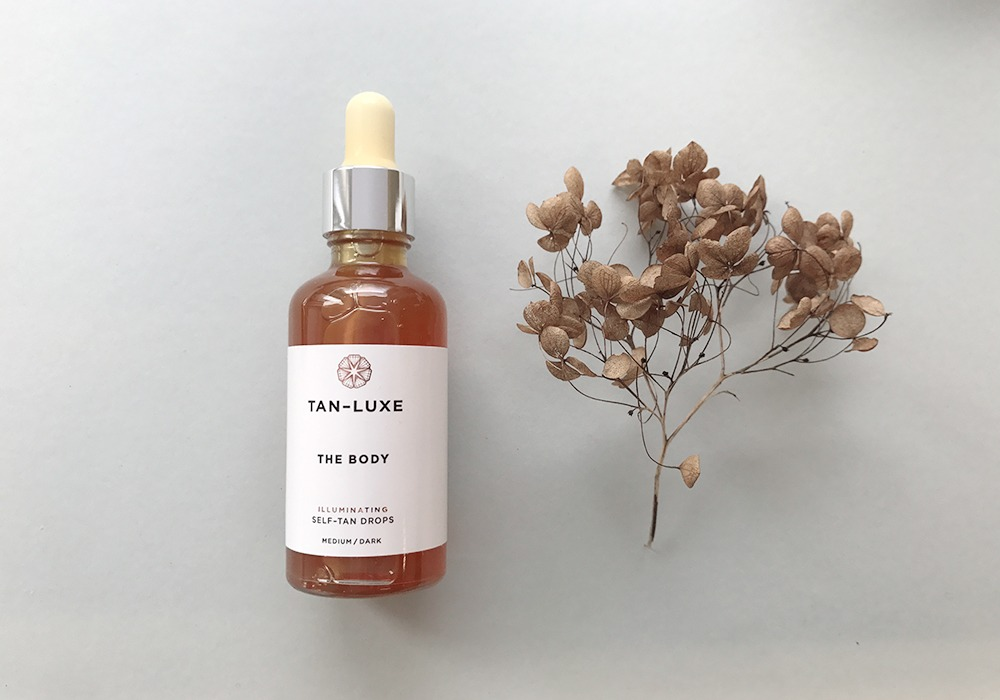 TAN-LUXE The Body