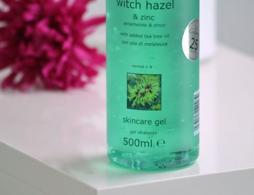 SBC Witch Hazel & Zinc Skincare Gel