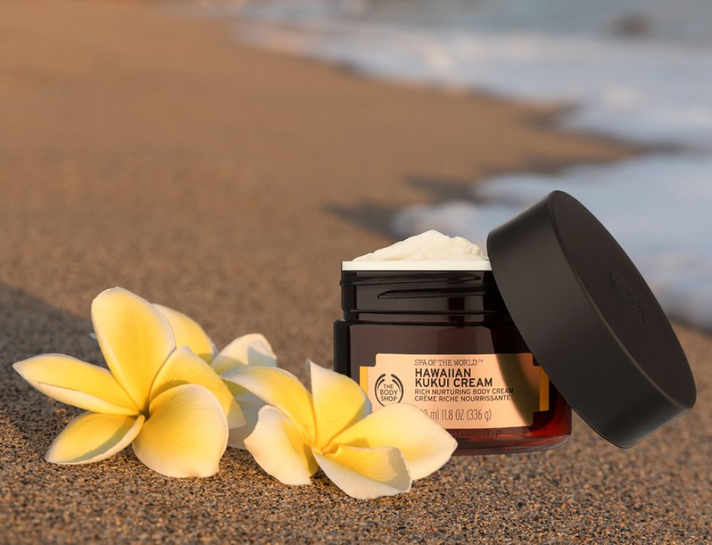 Ihr habt getestet: THE BODY SHOP Spa of the World™ Hawaiian Kukui Cream