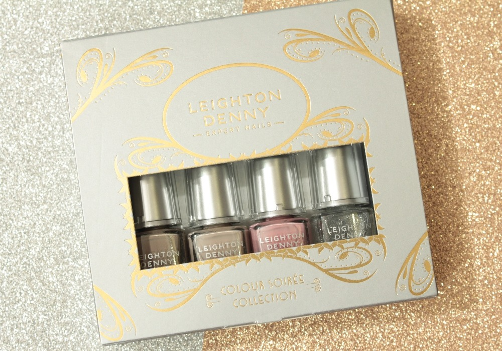 LEIGHTON DENNY Colour Soirée Collection