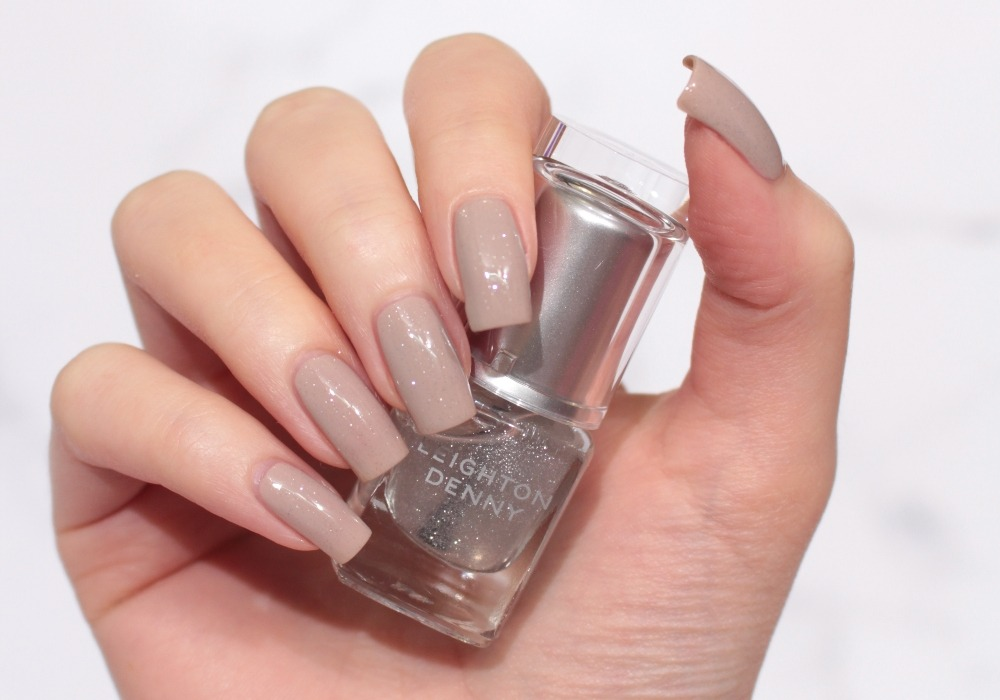 LEIGHTON DENNY Nail Polish Angel Dust & Honey Trap