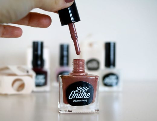 LITTLE ONDINE Nail Polish Sugar Plum