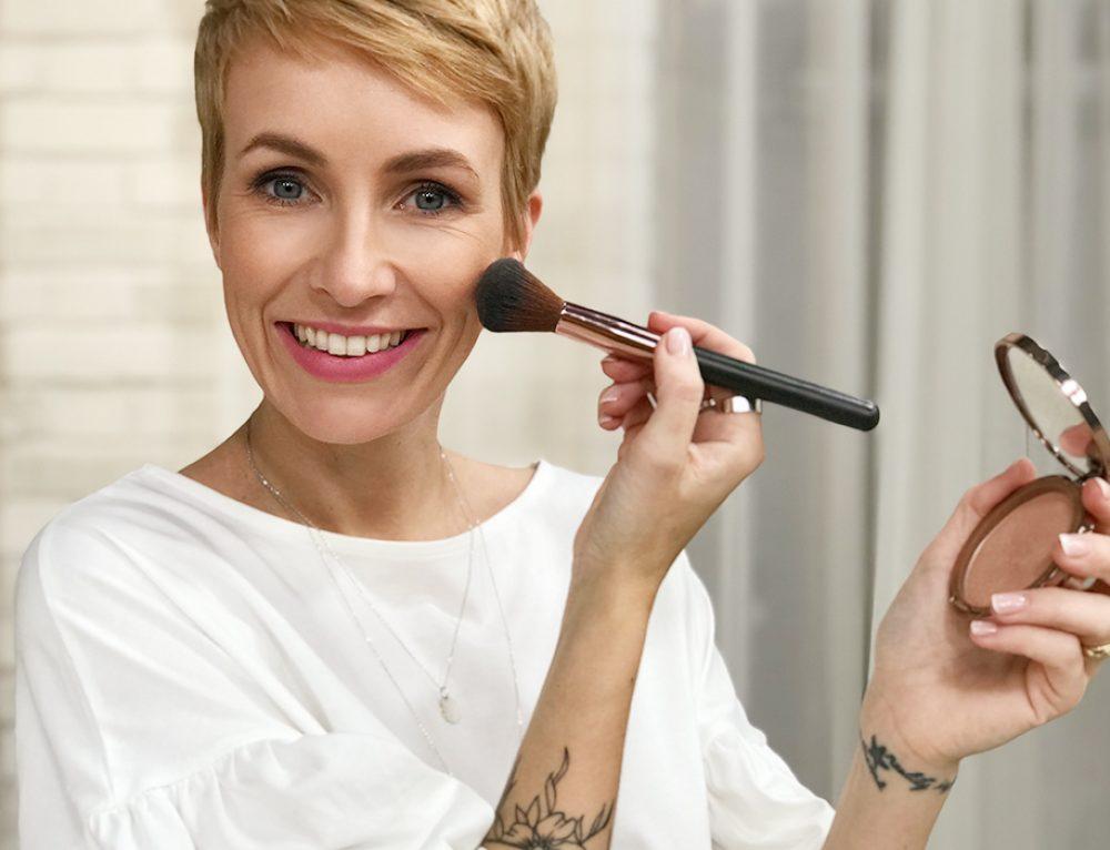 Beauty Quick Tipp: Rouge & Bronzer richtig auftragen