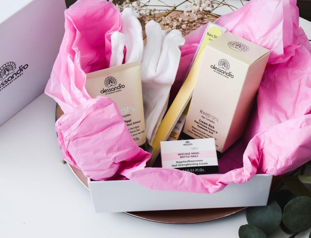 Luxuspflege für Hände & Nägel – alessandro® Box of Beauty vorgestellt