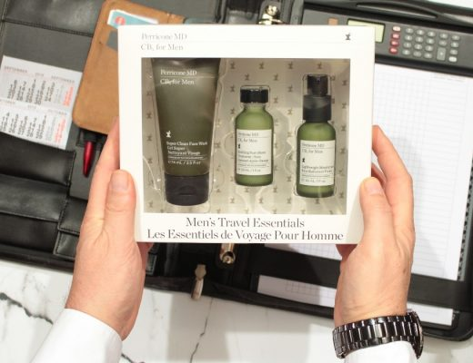 DR PERRICONE Mens Travel Essentials