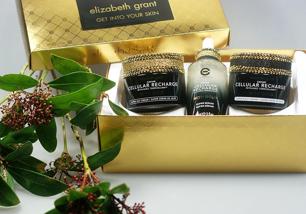 ELIZABETH GRANT CAVIAR CELULLAR RECHARGE Gold Skincare