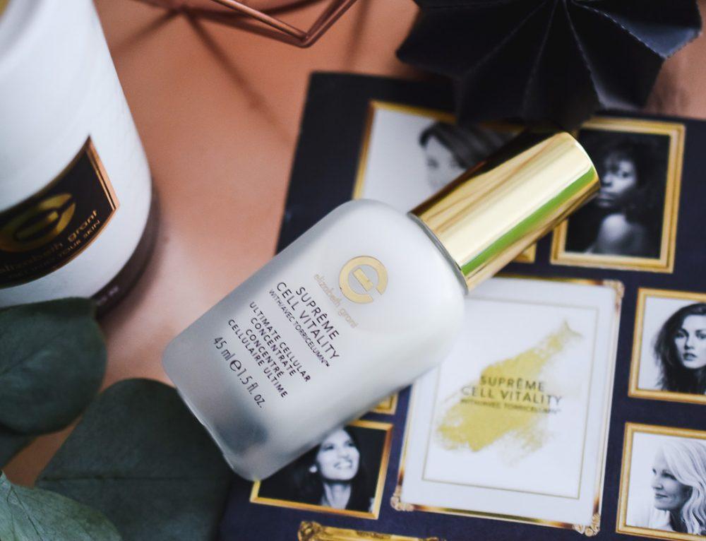 Beauty-Tipp im Januar: ELIZABETH GRANT SUPRÊME CELL VITALITY Ultimate Cellular Concentrate