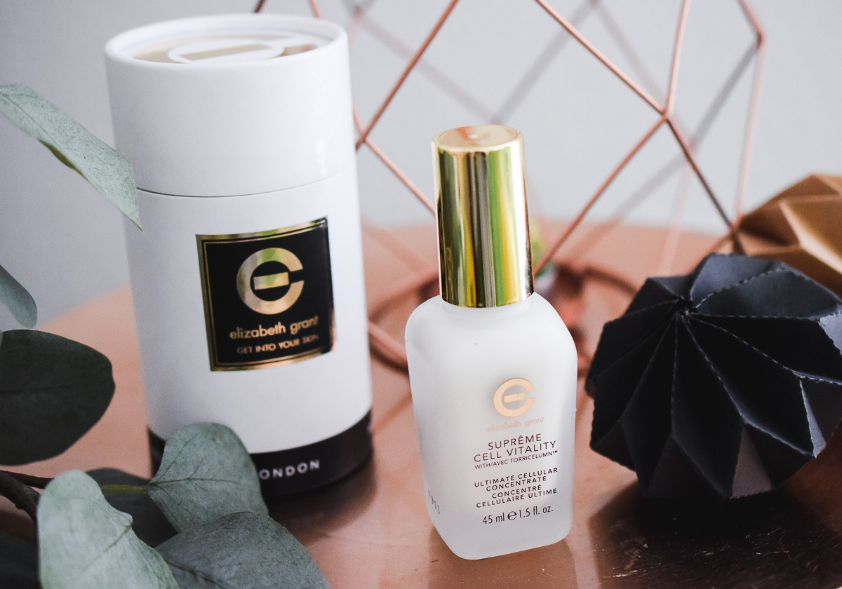 ELIZABETH GRANT SUPRÊME CELL VITALITY Ultimate Cellular Concentrate