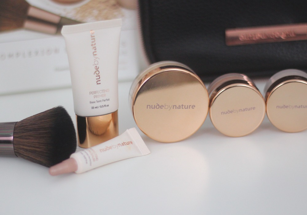 NUDE BY NATURE Travel Essentials Starter Kit