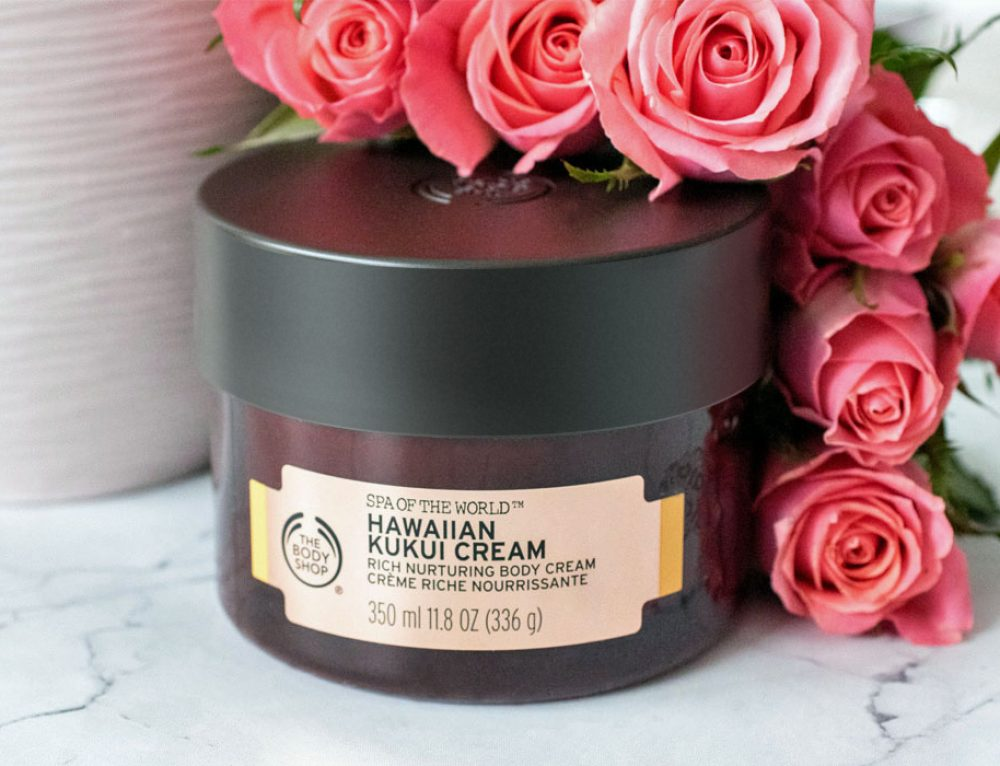 Beauty-Tipp im Dezember: THE BODY SHOP® Spa of the World™ Hawaiian Kukui Cream