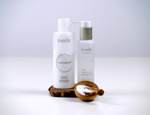 BABOR CLEANSING Enzyme Cleanser & Eye Make-up Remover