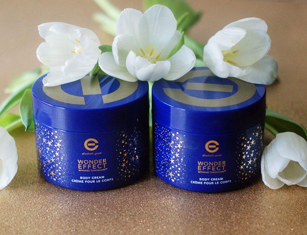 Frühjahrspflege für den Körper – ELIZABETH GRANT WONDER EFFECT Body Cream im Test