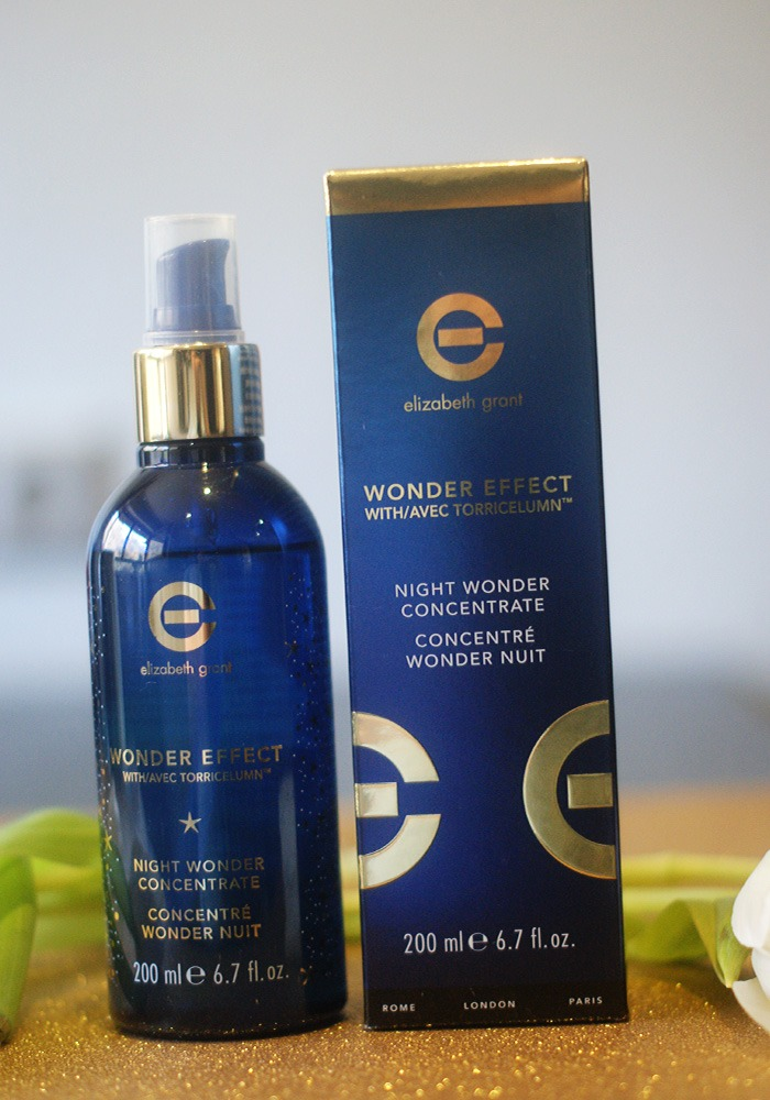ELIZABETH GRANT WONDER EFFECT Night Wonder Concentrate