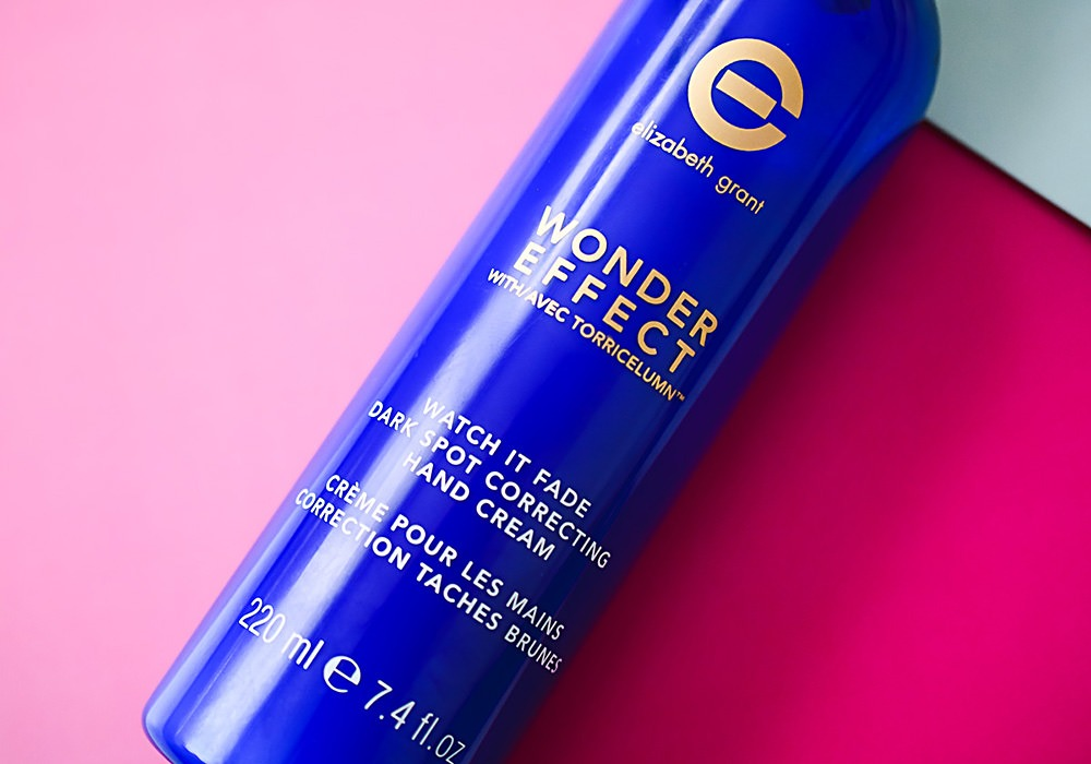 ELIZABETH GRANT WONDER EFFECT Watch It Fade Hand Cream
