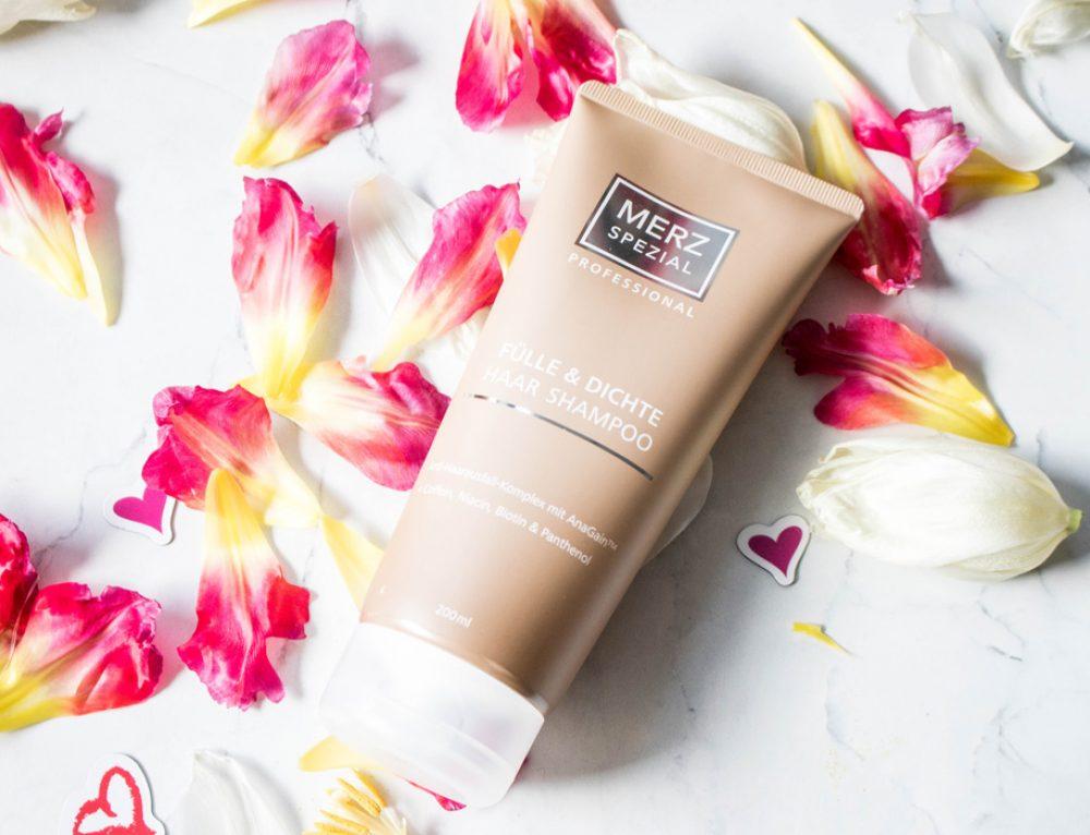 MERZ SPEZIAL PROFESSIONAL Fülle & Dichte Haar Shampoo im Test