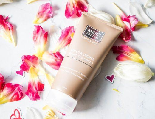 MERZ SPEZIAL Fülle & Dichte Haar Shampoo