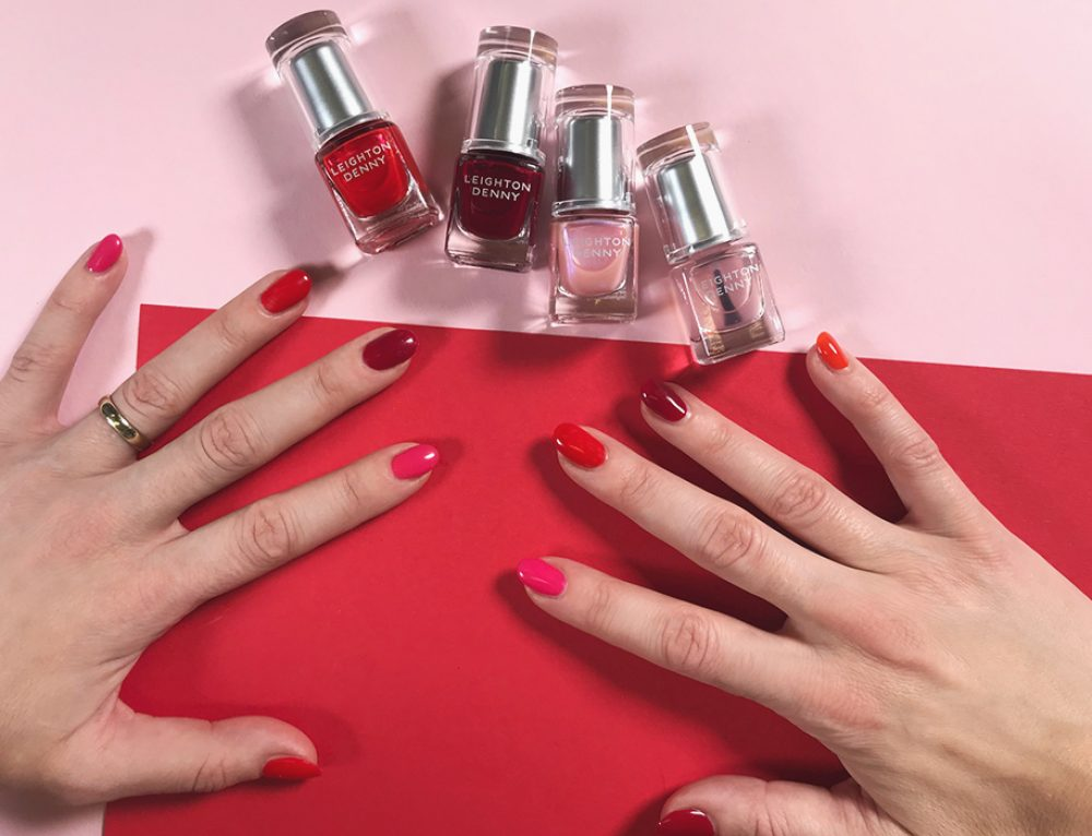 Beauty Quick Tipp: Nagellacktrend – Five Shades of Red