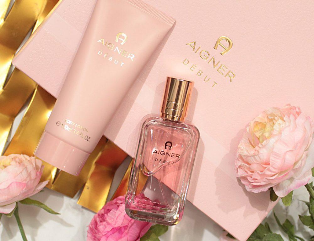 AIGNER DÉBUT Eau de Parfum in der Geschenkbox
