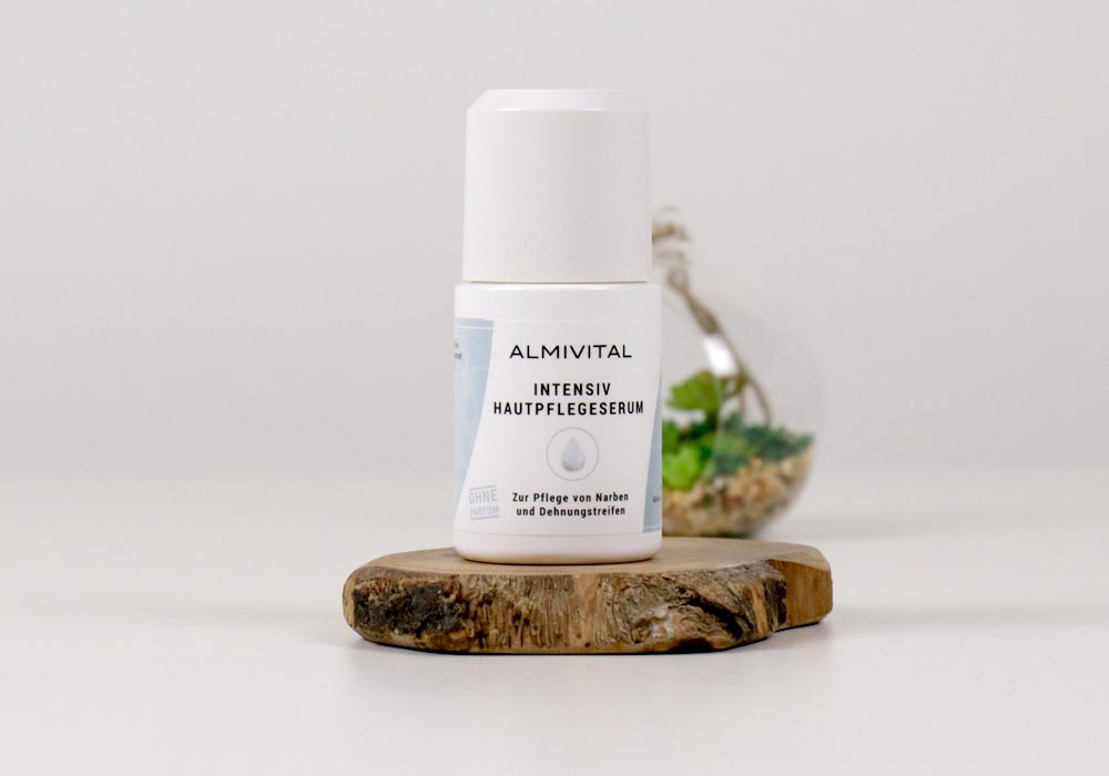ALMIVITAL Intensiv Hautpflegeserum