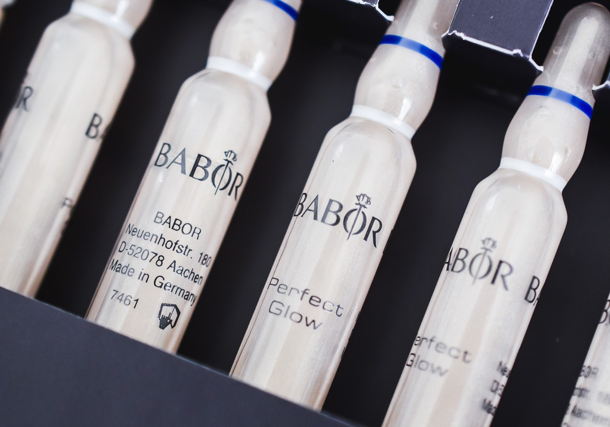 BABOR PERFECT GLOW Ampullen