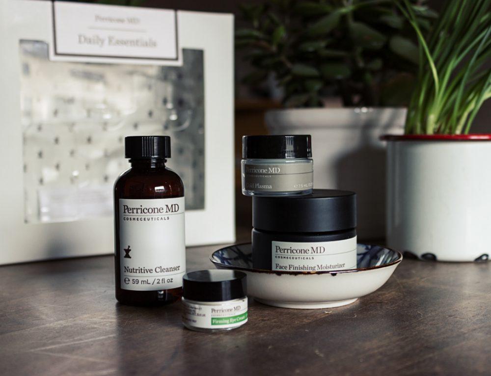 DR. PERRICONE Daily Essentials – die bewährten Hautpflege-Klassiker in praktischer Reisegröße