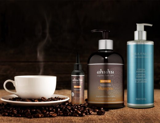 Koffein-Shampoo