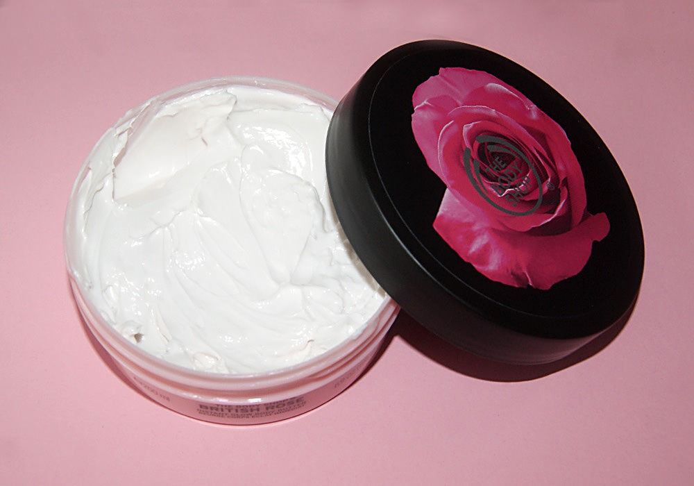 THE BODY SHOP® Body Butter Instant Glow British Rose